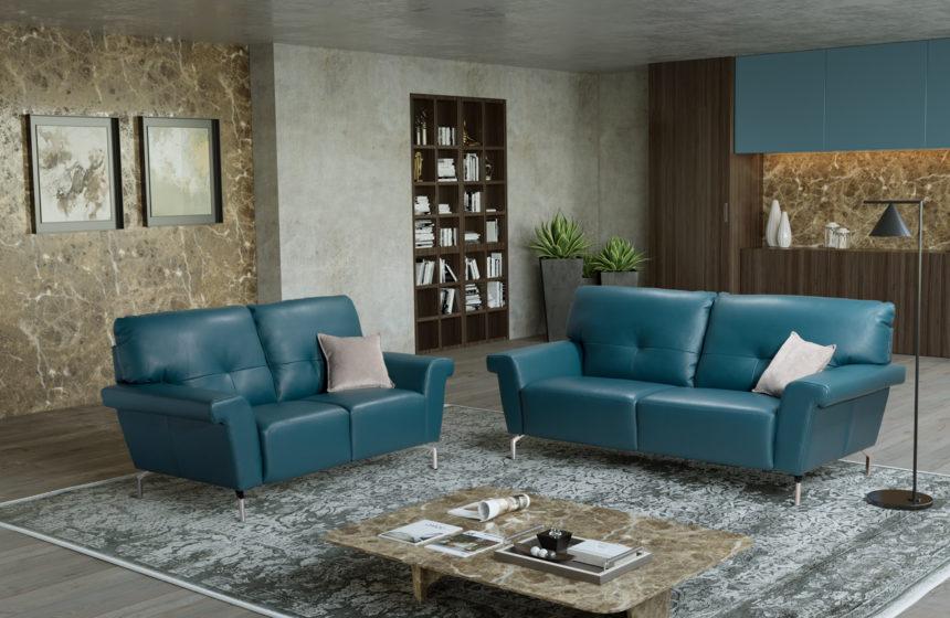 Set divano moderno Minerva