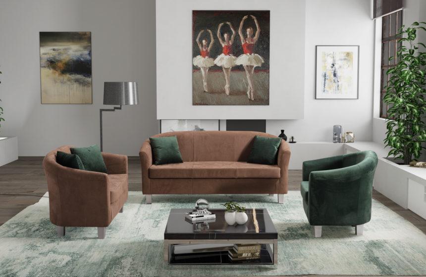 Set divani moderni Apsu